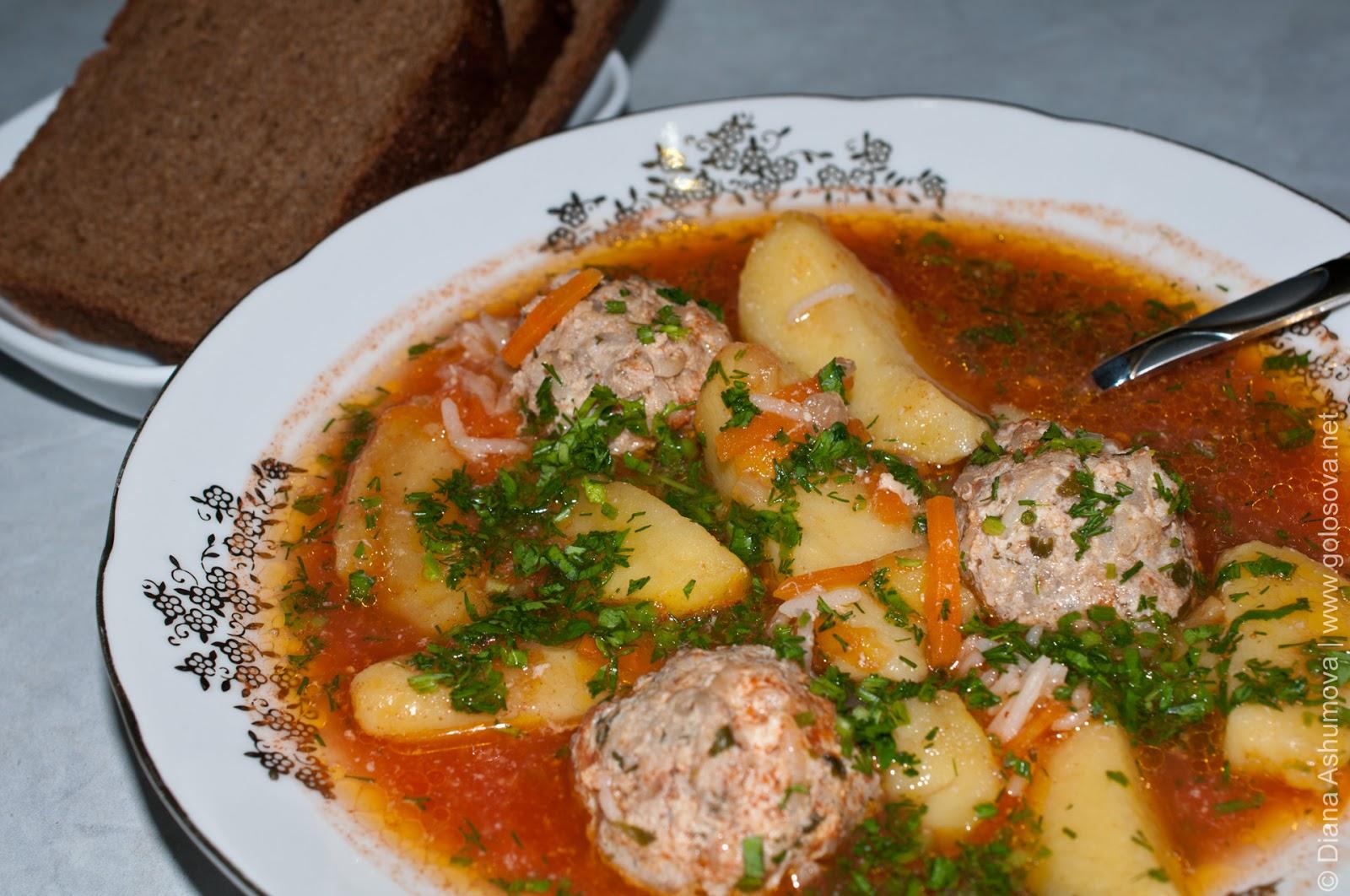 Как сделать фрикадельки для супа из фарша свинины